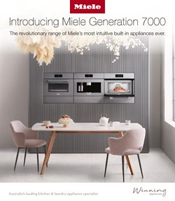 Winning Appliances catalogue ( More than one month )