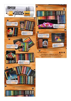 Books & Leisure offers in the Riot Art & Craft catalogue in Sydney NSW
