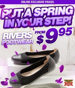 Rivers specials in the Rivers catalogue ( Expires today)
