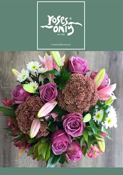 Offers from Roses Only in the Sydney NSW catalogue