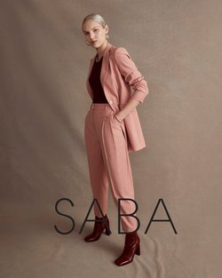 Saba specials in the Saba catalogue ( More than one month)