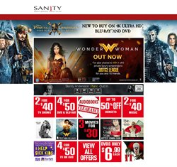 Electronics & Appliances offers in the Sanity catalogue in Kingaroy QLD
