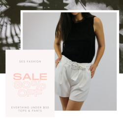 SES Fashions coupon ( Expires today )