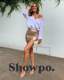 Offers from Showpo in the Sydney NSW catalogue