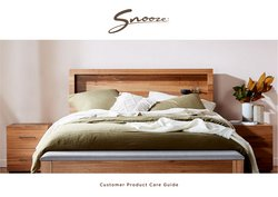 Snooze specials in the Snooze catalogue ( More than one month)