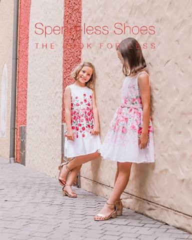 297c900fab5d0f OPEN CATALOGUE Spendless Shoes - Kids Lookbook