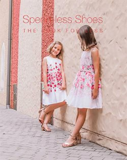 Offers from Spendless Shoes in the Melbourne VIC catalogue