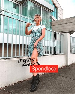 Offers from Spendless Shoes in the Brisbane QLD catalogue