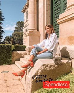 Spendless Shoes catalogue ( Expires today )