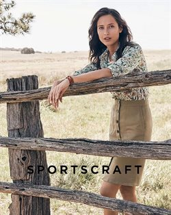 Clothing, Shoes & Accessories offers in the Sportscraft catalogue in Sydney NSW
