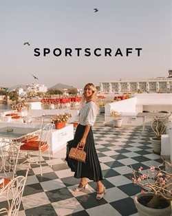 Offers from Sportscraft in the Adelaide SA catalogue