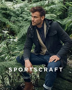 Offers from Sportscraft in the Sydney NSW catalogue