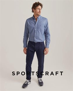 Sportscraft catalogue ( More than one month )