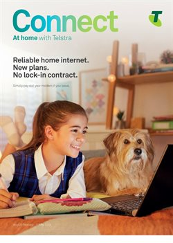 Electronics & Appliances offers in the Telstra catalogue in Bowral NSW