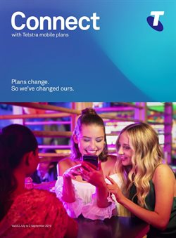 Offers from Telstra in the Brisbane QLD catalogue