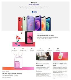 Telstra specials in the Telstra catalogue ( Expired)