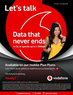 Offers from Vodafone in the Bendigo VIC catalogue