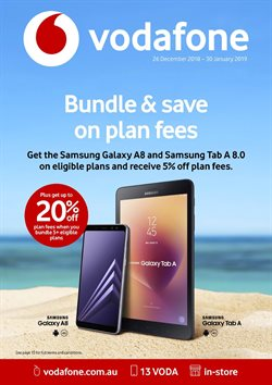 Electronics & Appliances offers in the Vodafone catalogue in Bowral NSW