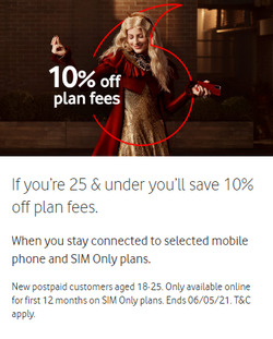 Vodafone coupon ( 19 days left )