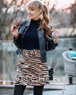 Offers from Witchery in the Canberra ACT catalogue