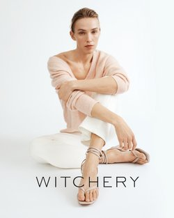 Witchery specials in the Witchery catalogue ( More than one month)