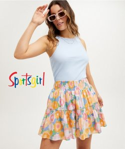 Sportsgirl catalogue ( More than one month)