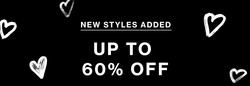 Sales offers in the Tony Bianco catalogue in Sydney NSW