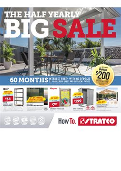 Offers from Stratco in the Perth WA catalogue