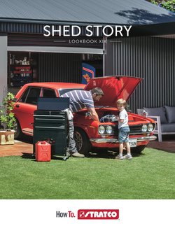 Offers from Stratco in the Brisbane QLD catalogue