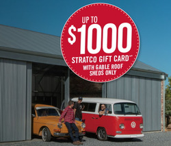 Stratco coupon ( 12 days left )