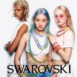 Clothing, Shoes & Accessories specials in the Swarovski catalogue ( 8 days left)