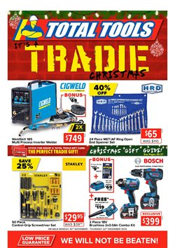 Total Tools catalogue ( 18 days left )