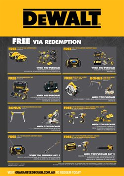 DIY & Garden offers in the Total Tools catalogue in Sydney NSW ( 26 days left )