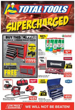 DIY & Garden offers in the Total Tools catalogue ( Published today )