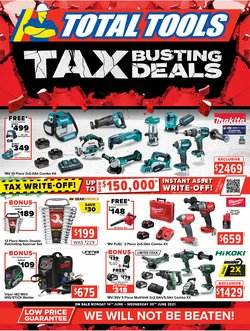 DIY & Garden specials in the Total Tools catalogue ( 11 days left)