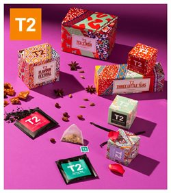 Restaurants offers in the T2 catalogue in Sydney NSW ( 24 days left )
