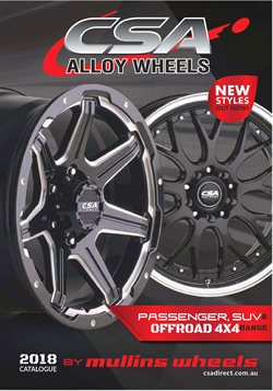 Cars, motorcycles & spares offers in the Tyrepower catalogue in Adelaide SA