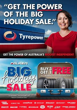 Tyrepower catalogue ( Expires today )
