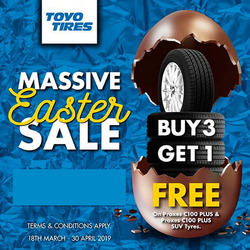 Offers from Tyrepower in the Lakes Entrance VIC catalogue