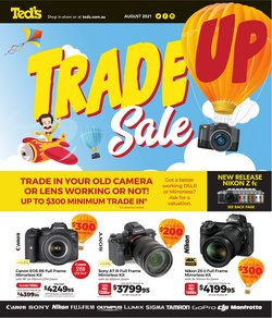 Electronics & Appliances specials in the Teds Cameras catalogue ( 1 day ago)