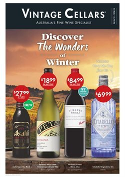Offers from Vintage Cellars in the St Leonards NSW catalogue  sc 1 st  Tiendeo & Vintage Cellars St Leonards NSW 197-223 Herring Road | Specials and ...