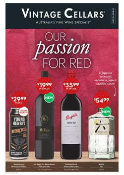 Offers from Vintage Cellars in the Sydney NSW catalogue & Dan Murphyu0027s Sydney | Specials u0026 Weekly Catalogues