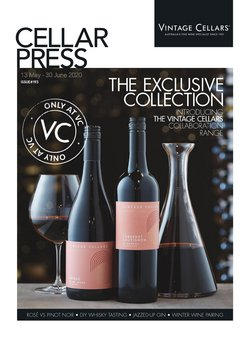 Vintage Cellars catalogue in Perth WA ( More than one month )