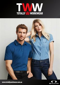 Totally Workwear catalogue ( More than one month )
