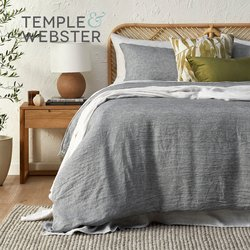 Homeware & Furniture specials in the Temple & Webster catalogue ( Expires tomorrow)