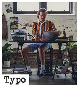 Typo catalogue in Adelaide SA ( 6 days left )
