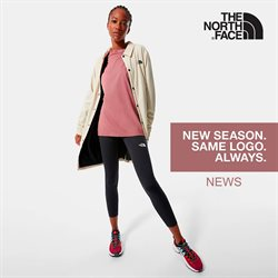 The North Face catalogue ( 15 days left )