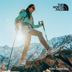 The North Face catalogue ( More than one month )