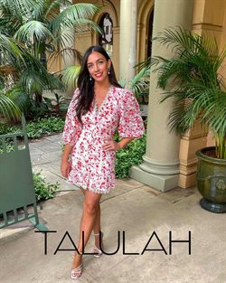 Talulah catalogue ( 20 days left )