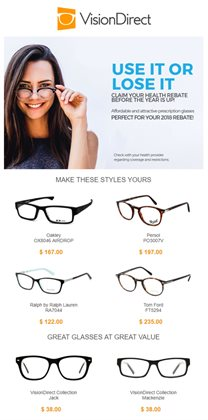 Offers from Vision Direct in the Sydney NSW catalogue